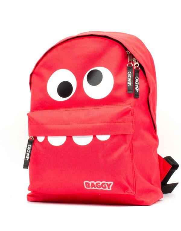 Batoh BAGGY | Red 1