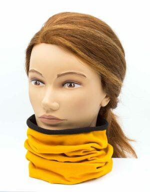 Nákrčník Mustard - black