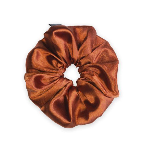 Copper Classic Scrunchie 1