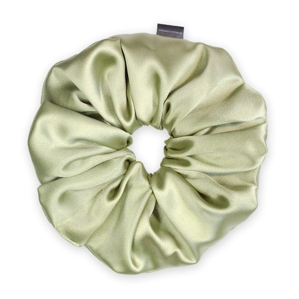 Lime XXL Scrunchie 1