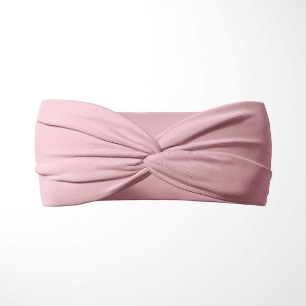Bavlnená čelenka Pinky