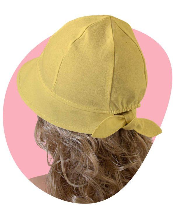 bavlneny klobuk lady sun