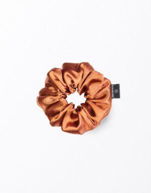 Scrunchies Gumička do vlasov Copper