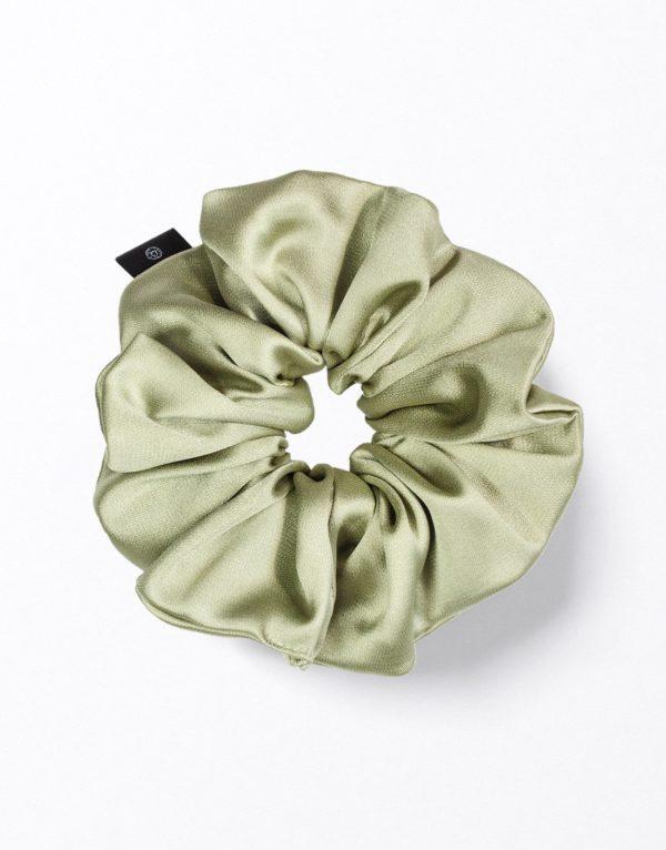 Scrunchies Gumička do vlasov Lime
